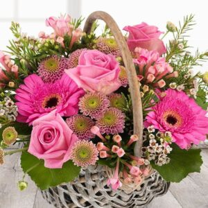 image of secret garden flowers for mothers day