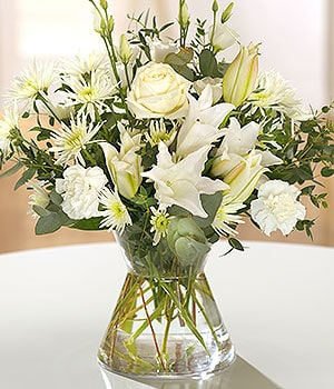 Mother's Day - Silver Lining Bouquet -Oasis Flowers