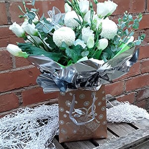 Image of unique flowers designed by Oasis Flowers, Florist Bromsgrove