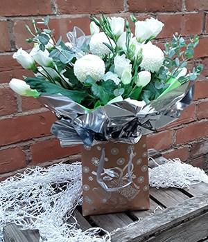Image of unique flowers designed by Oasis Flowers, Florist Bromsgrove