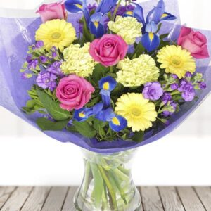 image of spring hop bouquet mothers day flowers
