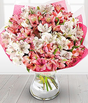 Waltz Bouquet Flowers - Mother's Day Flowers at Oasis Flowers & Balloons